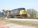CSX 92,8717 Q286